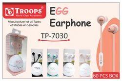 EGG EARPHONE DO 1