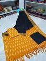 Pochampally handlooms cotton dress materials