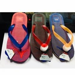 Mens Embossed Slippers