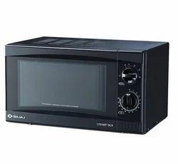 Multi Level Black Bajaj 1701 Mt Dlx Microwave Oven Capacity 17 Litres Size Mediu
