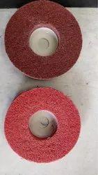 Kwick Cut+ Non Woven Matt Disc, For Polishing, Grit: U3- U5