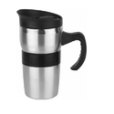 Steel Sipper With Grip, Capacity: 500ml