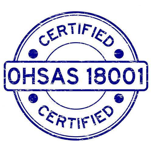 Ohsas 18001 Certification Ohsas 18001consulting Services