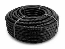 Polyamide Pa6 Black Polymide Flexible Conduit, Outer Diameter: 7 Mm - 55 Mm