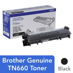 TN660 Brother Printer High Yield Toner Cartridge