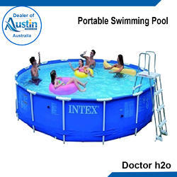 FRP Outdoor Portable Swimming Pool, For Hotels/Resorts, For Amusement Park