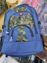 Blue Trekking Bag