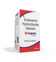 Drotaverine Hydrochloride Injection