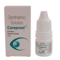 Ophthalmic Careprost Eye Drop