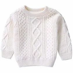 Casual Wear Kid''s Knitted Sweater