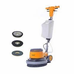 Single Scrubbing Machine