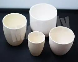 Alumina Crucible Temp withstand 800 Degrees
