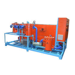 Hot Oil Flushing Equipment