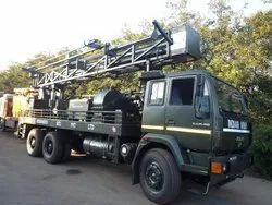 Hydraulic DTH Drilling Rig