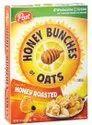 Post, Honey Bunches Of Oats , Crispy Honey Roasted