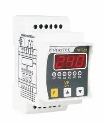Voltage And HZ Relay VIPS VFT-02