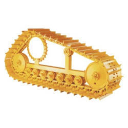 Steel Bulldozer Undercarriage Assembly