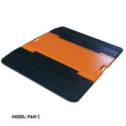 Portable Axle Weigh Pads
