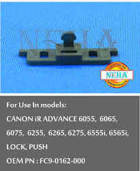 Lock Push OEM PN: FC9-0162-000 For use in models : CANON IR ADVANCE 6055, 6065, 6075, 6255, 6265