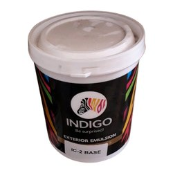 IC-2 Base Indigo Exterior Emulsion Paint