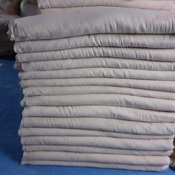 Raw Plain Cotton Fabric, For Garment