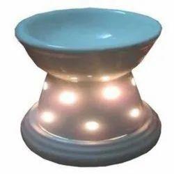 Aromablendz Ceramic Damroo Shape Diffuser