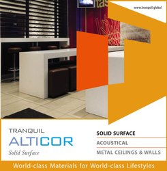 TRANQUIL ALTICOR ACRYLIC SOLID SURFACE