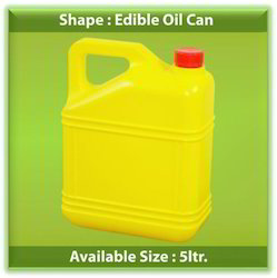 Edible Oil Can