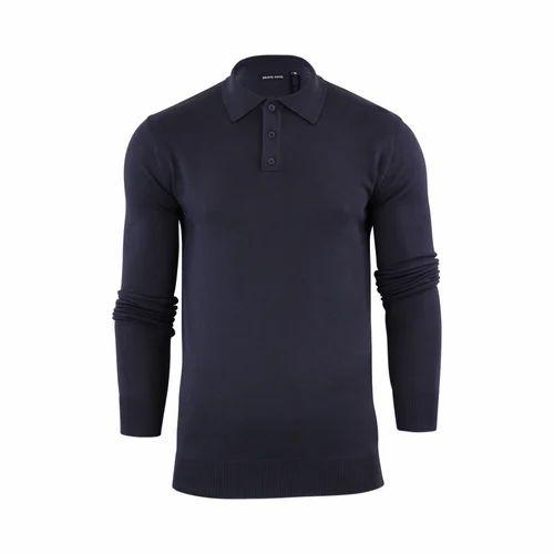a311b9518eb Men Full Sleeve T Shirt - Men Black Full Sleeve T Shirt Manufacturer from  Bhiwandi