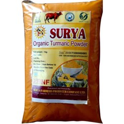 Surya 1 Kg Organic Turmeric Powder