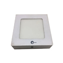 6W Vibrant LED Surface Panel Light