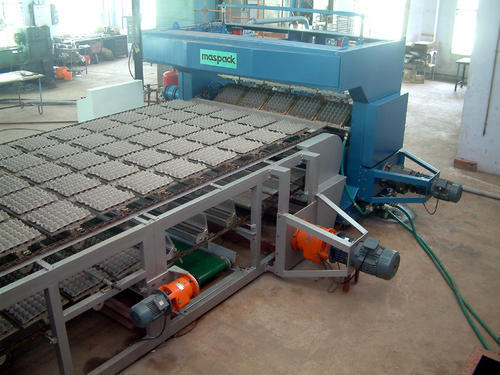 Pulp Moulding Plant - Egg Tray Making Machine Manufacturer from