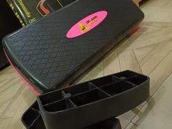 Friends Adjustable Aerobic Stepper, For Household, Model Number: BT-STP1