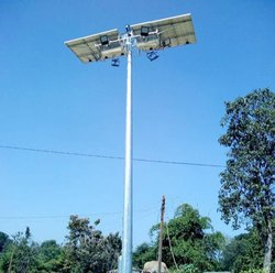 20W X 5 PWD Solar High Mast Light