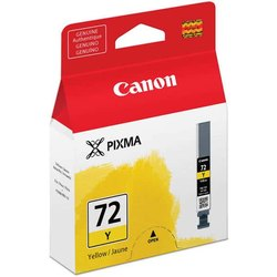 Canon Pgi-72 Ink Y Cartridge