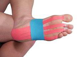 Foot Kinesiology Tape