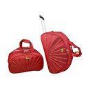 Travel Duffle Trolley Bag