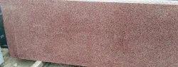 Slab k.Red granite, For Flooring, Thickness: 15-20 mm