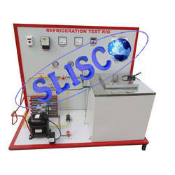 Refrigeration & Air Conditioning Lab Equipments