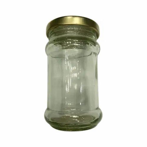 Plain 200gm Jam Jar