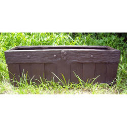 C-601 Barralwood Rectangular Planter
