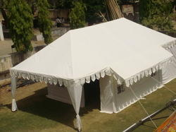 Luxury Swiss Cottage Tent