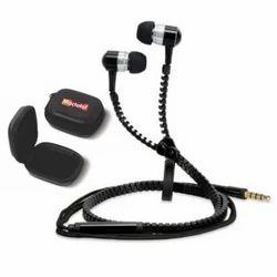 Zipper With Eva Pouch Headphone