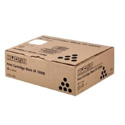 Ricoh Aficio SP 3300DN 406219 Black Toner Cartridge
