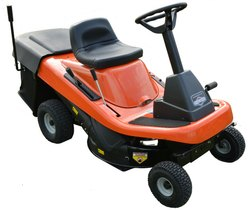 ROM125P Ride On Mower