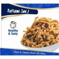 Naivedhya Ratlami Sev Namkeen, Packaging Size: 50 G, Packaging Type: Packet