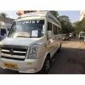 Air Conditioned Tempo Traveller Rental
