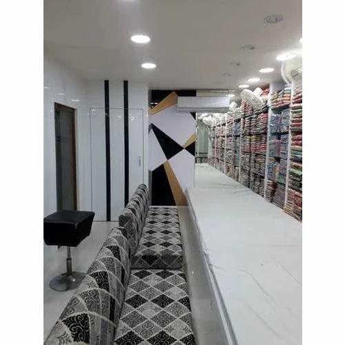 Commercial Interior Designing Service, Local 250, Size: 2000sqf
