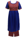 Fancy Kurti with Straight Pant