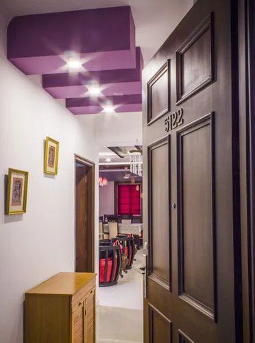 Flat Interior Design services - Living Room Interior Design ...
